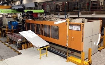 1800 Tonne Injection Moulding Machine