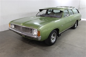 1974 Chrysler Valiant VJ Ranger 318 Fireball V8 Wagon, 51,992 km