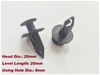 Holden Commodore VE SS SV6 OMEGA HSV Push Retainer Clips Bulk Lots x10