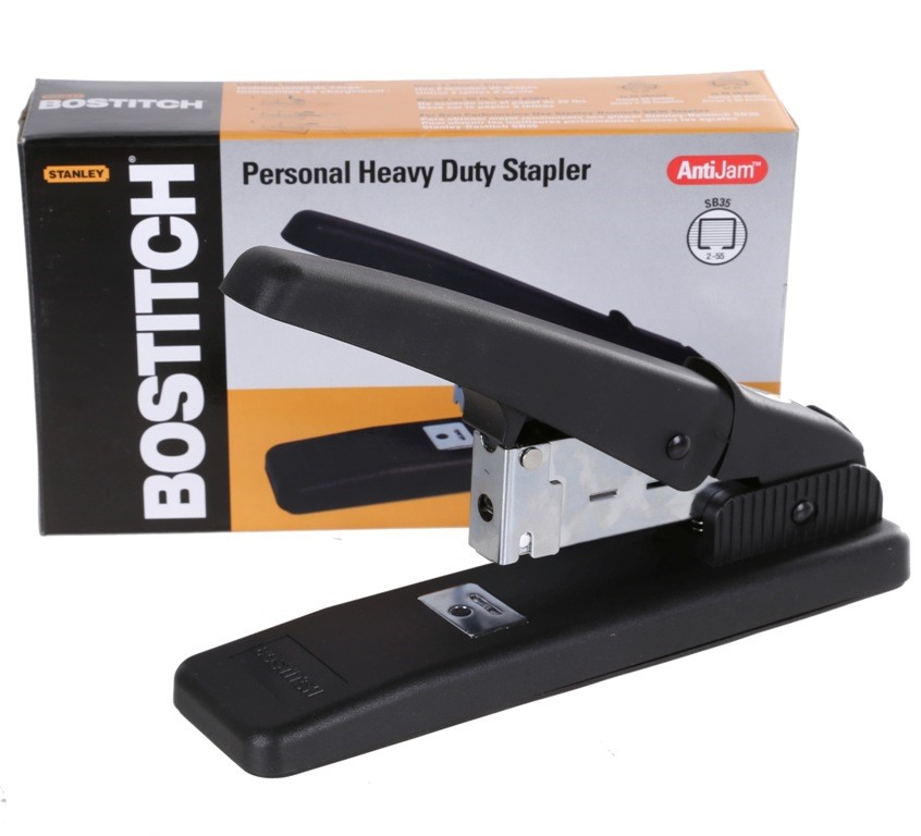 2 x STANLEY BOSTITCH Personal Heavy Duty Staples. Buyers Note - Discount Fr