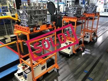 (8) AGV Systems