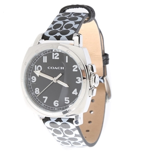 6b5652937a990 COACH Ladies 34mm Boyfriend Small Watch with Stainless Steel Case ...