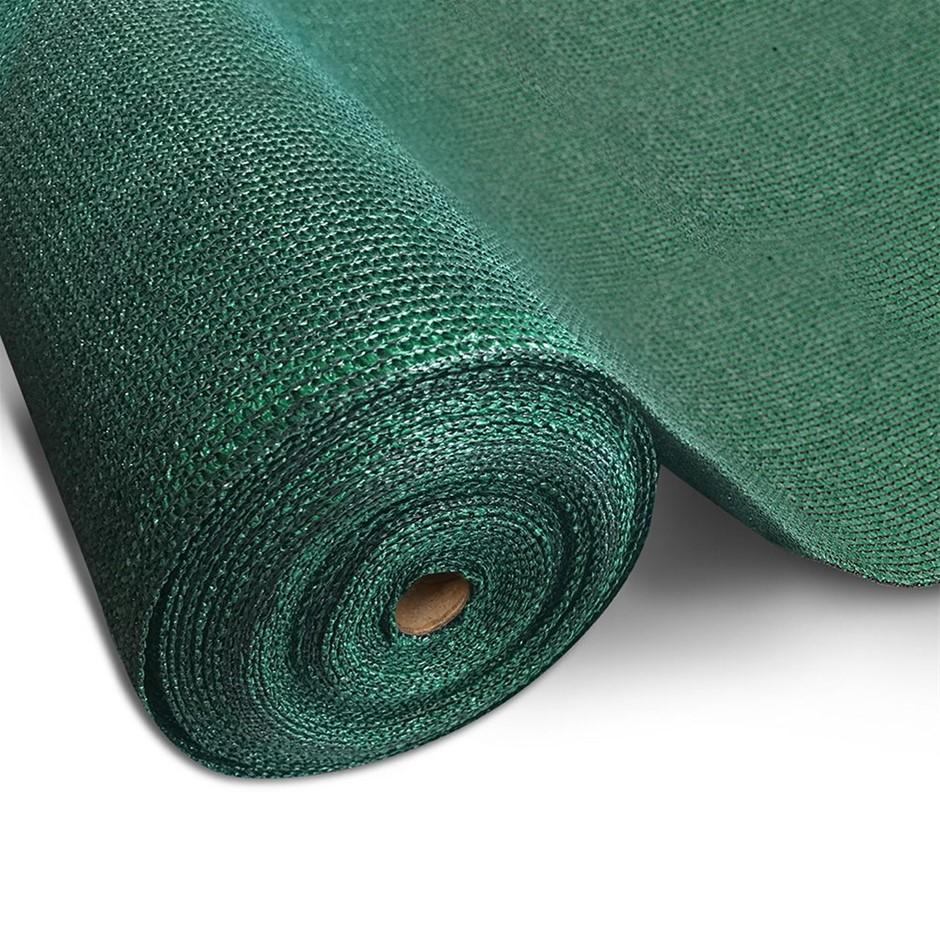 Instahut 1.83 x 20m Shade Sail Cloth - Green