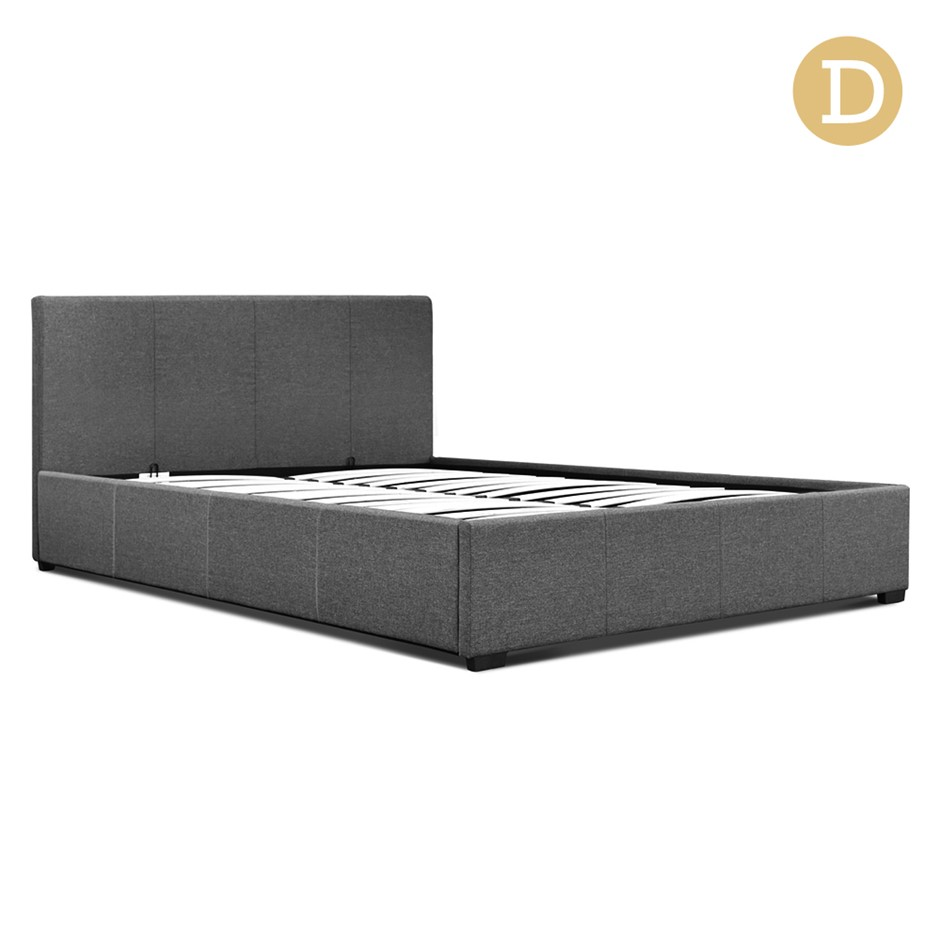 double bed base with storage - 7 products   Graysonline