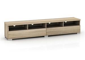 Elara 4 Compartments 2 Drawers Entertain