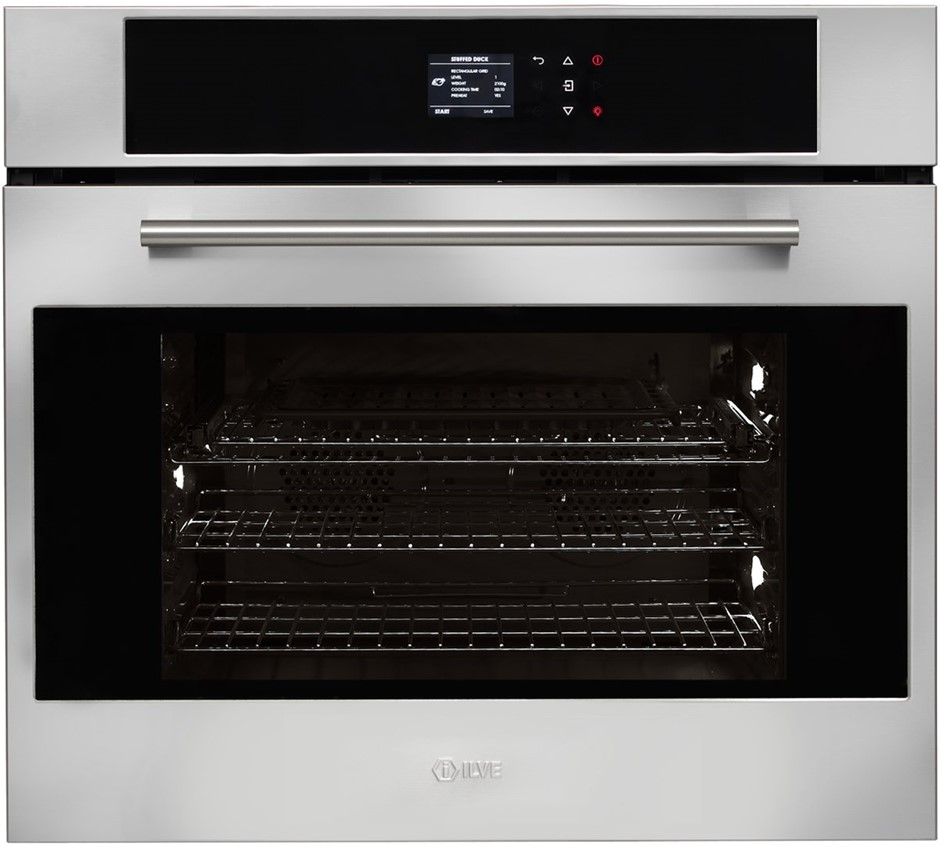 ILVE 76cm Stainless Steel Electric Oven (760SPYTCI)