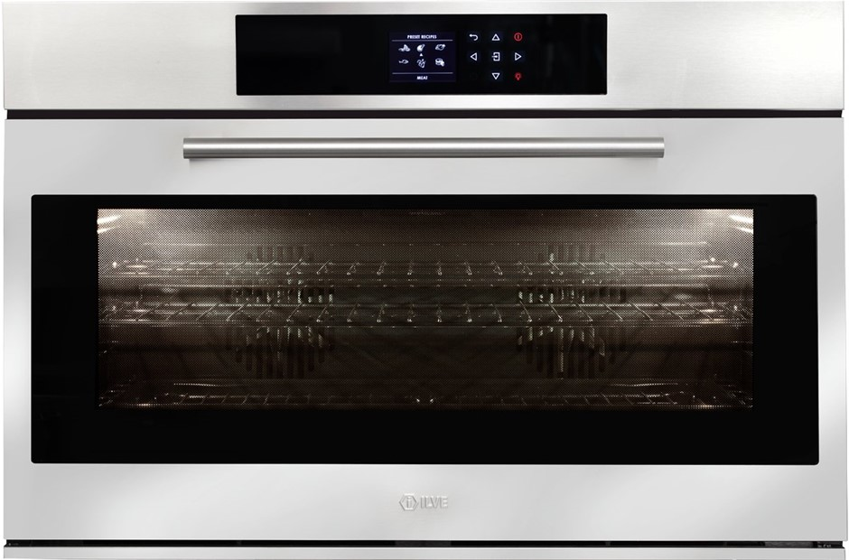 ILVE 90cm 102L Stainless Steel Electric Oven (900STCPI)