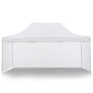 Wallaroo 3x4.5m Popup Gazebo - White