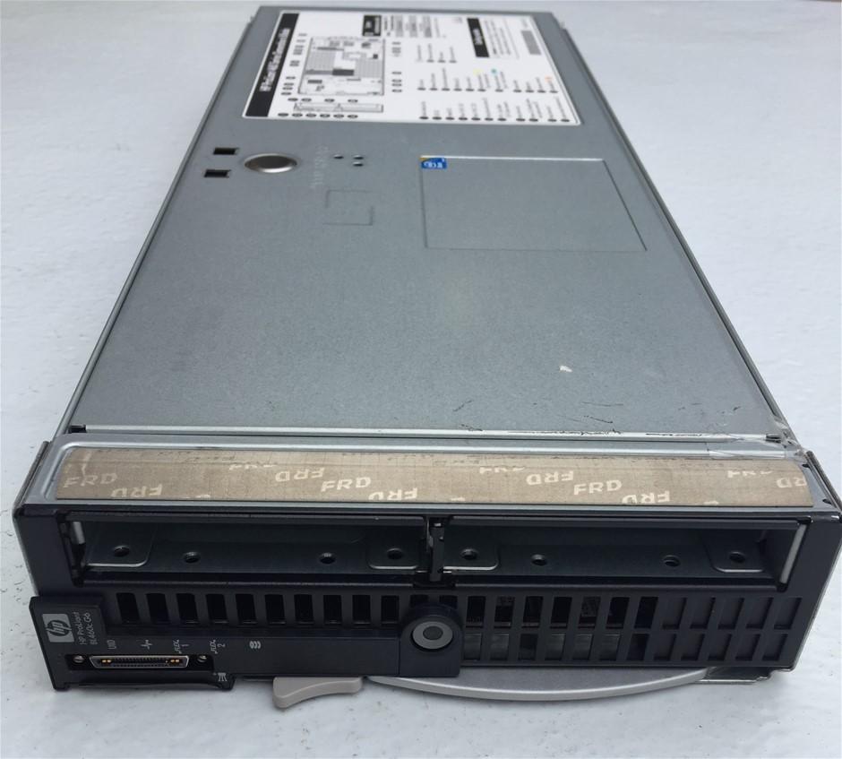 HP BL460C G6 Blade Server (507864-B21)