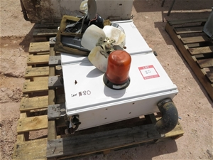 USED RED DOT AIR CONDITIONER (246761-80)