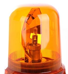JMV Revolving Warning Beacon with Magnet