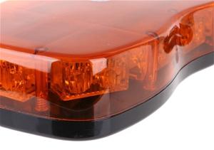 JMV Slimline LED Warning Light AMBER 12V