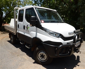 095aeff92d7 Iveco Daily E4 4x4 Dual Cab Truck