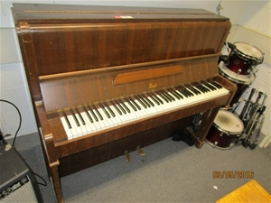 beale piano serial number location
