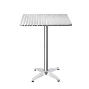 Gardeon Aluminium Adjustable Square Bar