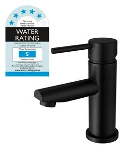 Basin Mixer Tap Faucet Electroplated Mat