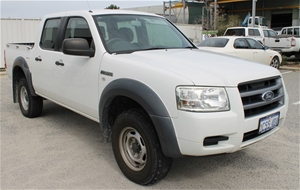 2008 ford ranger xl 4x2 dual cab utility auction 0016. Black Bedroom Furniture Sets. Home Design Ideas