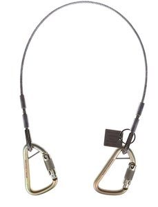 MSA Stainless Steel Wire Rope Anchor Lin