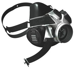 MSA Advantage 410 Half Mask Respirator.