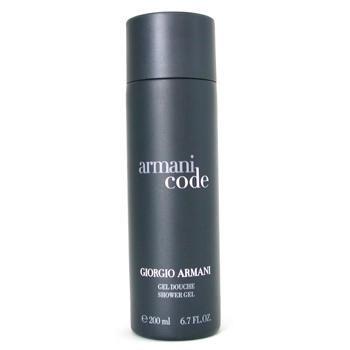 Buy Giorgio Armani Armani Code Shower Gel 200ml Graysonline Australia