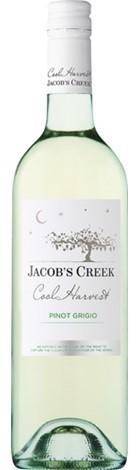 Jacob's Creek 'Cool Harvest' Pinot Grigio 2018 (6 x750mL) SEA