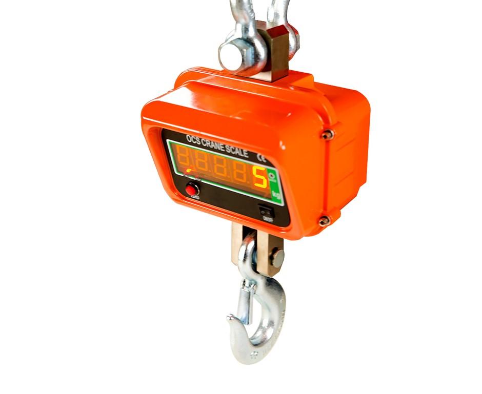 Digital electronic crane scales 3000kg