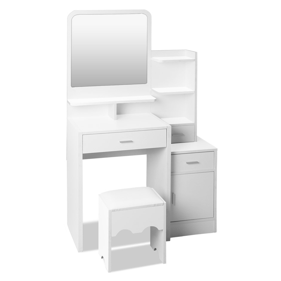 ideas style in attractive small wood high spaces steel beautiful white and material with desks corner computer contemporary drawer storage desk file gloss drawers appealing for manufactured impressive finish decor home