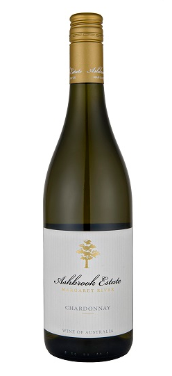 Ashbrook Chardonnay 2017 (12 x 750mL), Margaret River, WA.