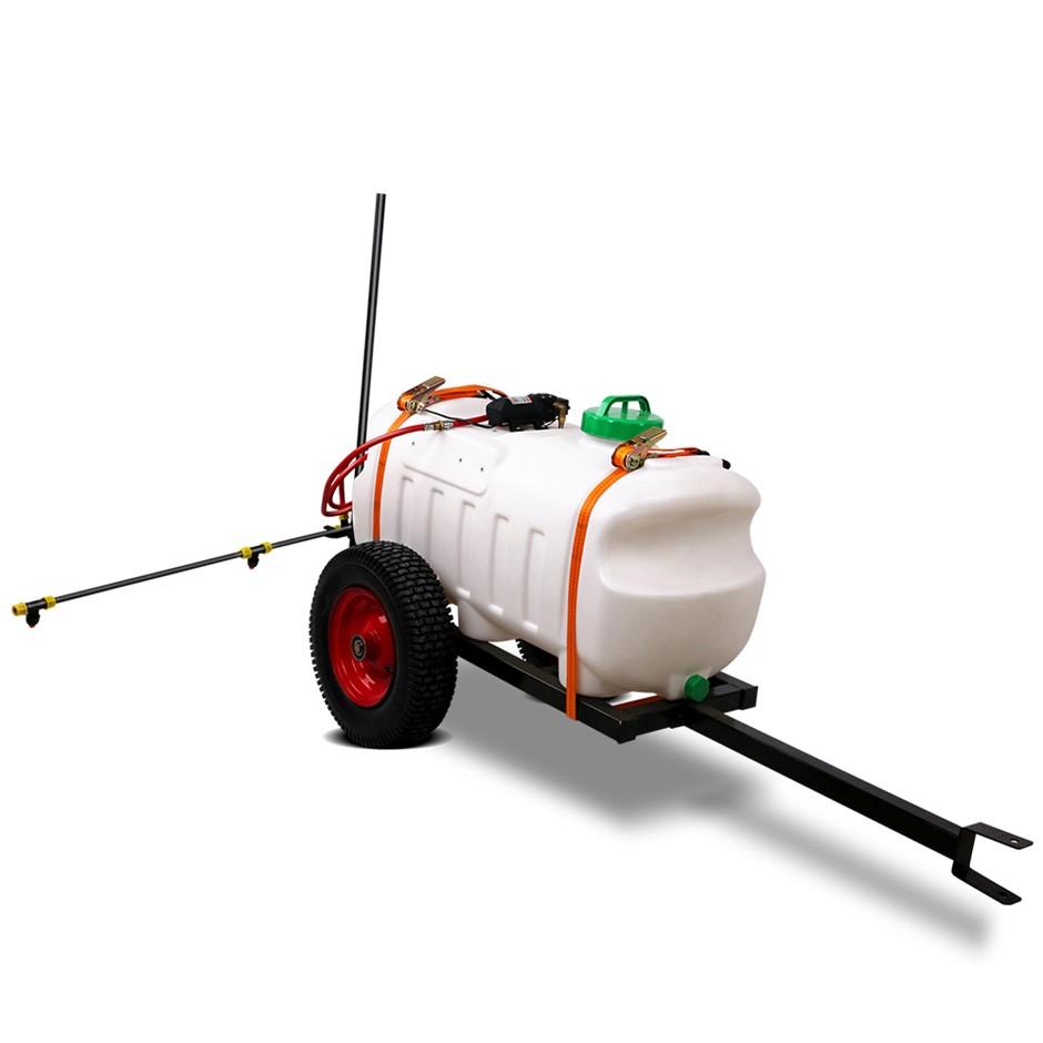 Giantz Weed Sprayer 100L Tank with Trailer