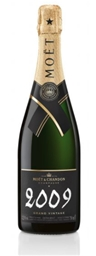 Moët & Chandon `Grand Vintage`  2009 (6 x 750mL) Champagne, France