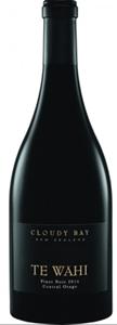 Cloudy Bay Te Wahi Pinot Noir 2015 (6 x