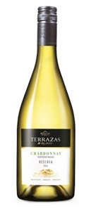 Terrazas De Los Andes Reserva Chardonnay 2016 6 X 750ml Argentina