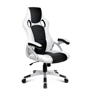 PU Leather Racing Style Office Desk Chai
