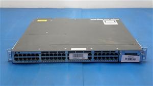 Cisco Catalyst 3750X-48PF-L WS-C3750X-48PF-L V02 Switch