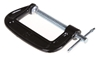2 x TOLSEN G-Clamps 75mm, Buyers Note - Discount Freight Rates Apply to All