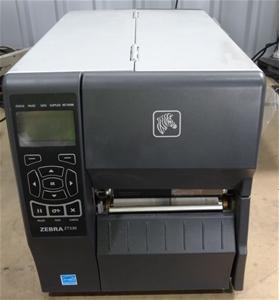 Zebra ZT230 300DPI Thermal Transfer Label Printer