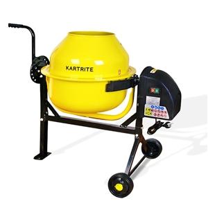 Kartrite Cement Concrete Mixer 63L Sand
