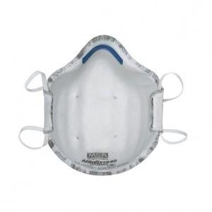 4 x Boxes of 10 MSA Disposable Masks. Bu