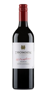 Thomson Estate 'Old Pumphouse' Shiraz 20