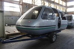 Prototype Rapid Transport System