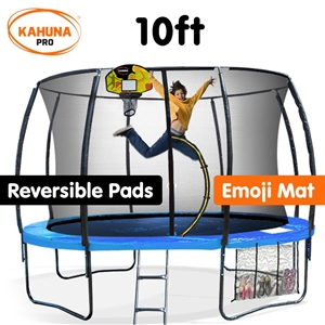 Kahuna Trampoline Pro 10ft - Reversible