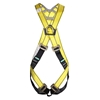 MSA Workman Crossover Full Body Safety Harness c/w Frontal Attachment D-Rin