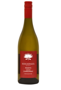 Makaraka `Reserve` Chardonnay 2015 (12 x