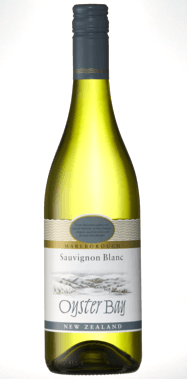 Oyster Bay Sauvignon Blanc 2020 (6 x 750mL), Marlborough, New Zealand.