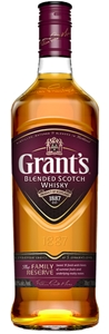 Grant's Blended Scotch Whisky (3 x 700mL