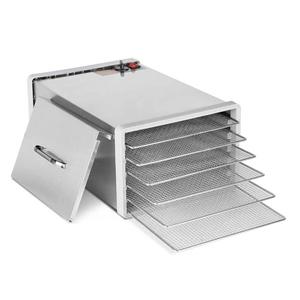 Devanti Stainless Steel Food Dehydrator