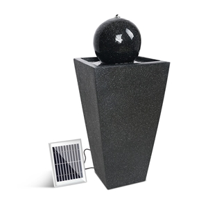 Gardeon Solar Powered Water Fountain - B
