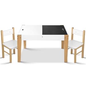 Keezi Kids Table & Chair Set Activity Ch