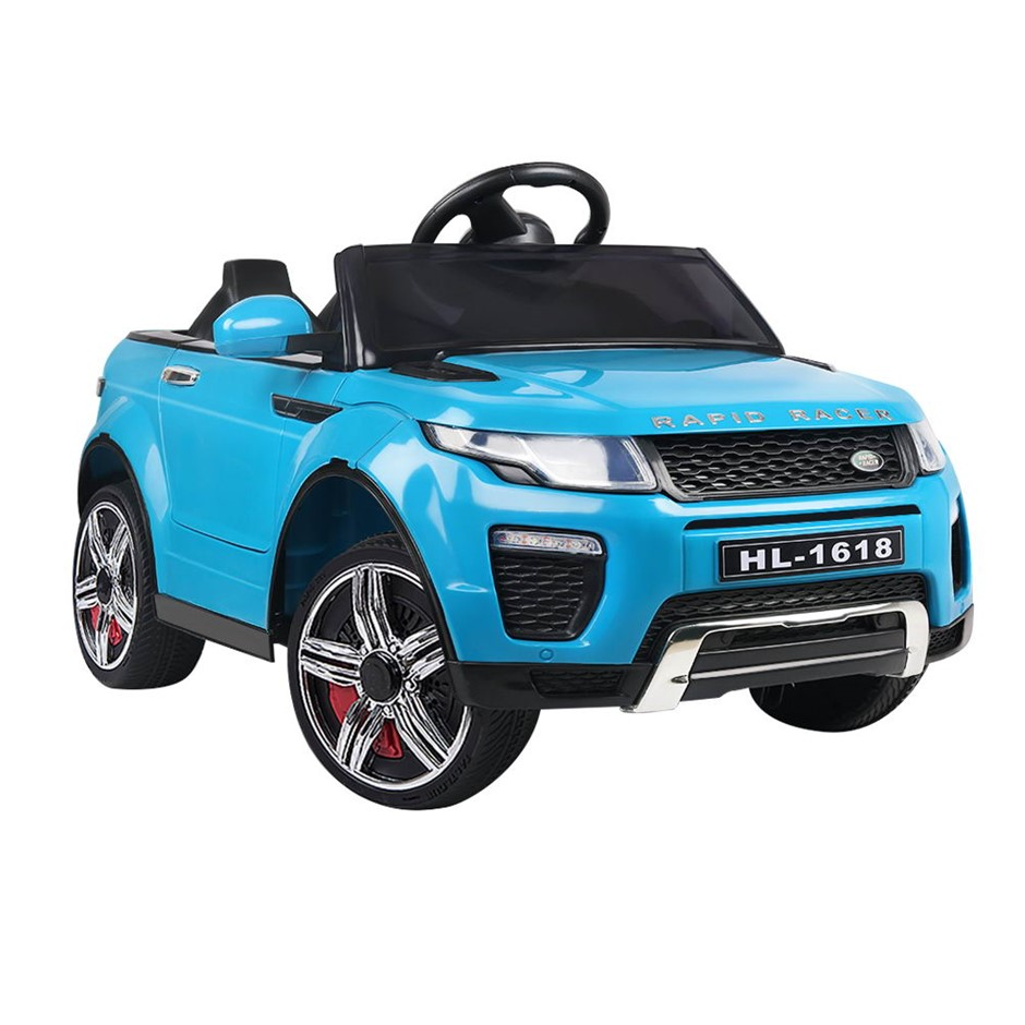 Rigo Kids Ride On Car - Blue