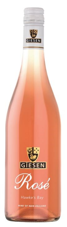 Giesen Estate Rose 2016 (6 x 750mL), Hawkes Bay NZ.